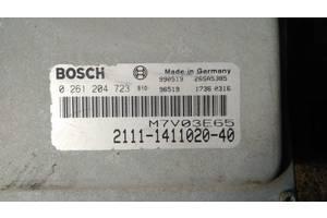 б/у Блок управления двигателем ВАЗ 2110