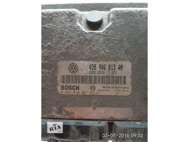 бу Б/у блок управления двигателем для легкового авто Volkswagen Caddy в Одессе