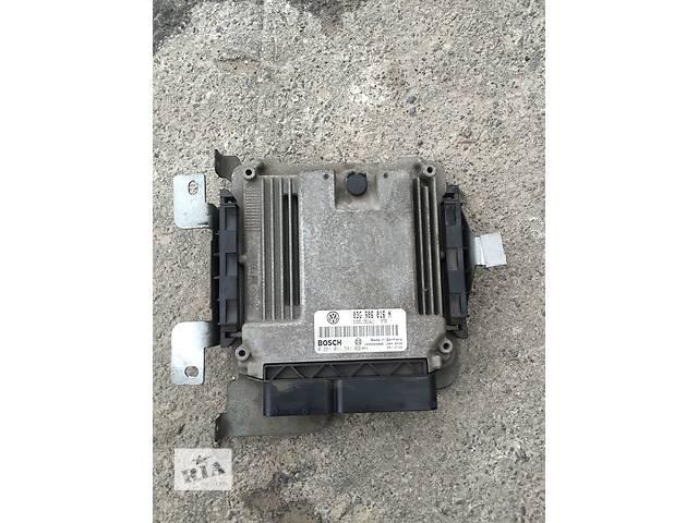Б/у блок управления двигателем для легкового авто Volkswagen Caddy- объявление о продаже  в Луцке