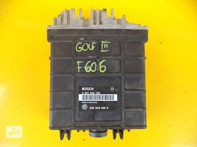 Б/у блок управления двигателем для легкового авто Volkswagen Golf III (1,4)(91-97)- объявление о продаже  в Луцке