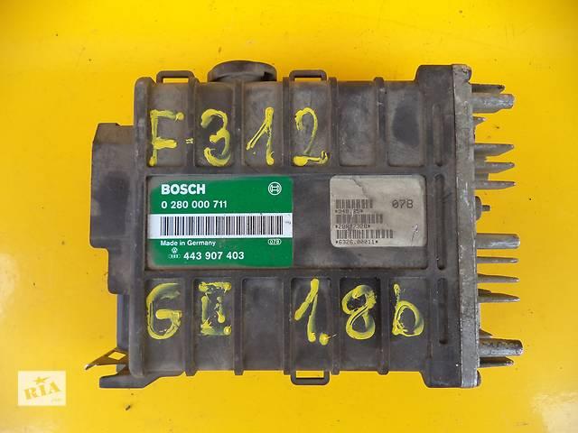 купить бу Б/у блок управления двигателем для легкового авто Volkswagen Jetta (1,8)(84-92) в Луцке