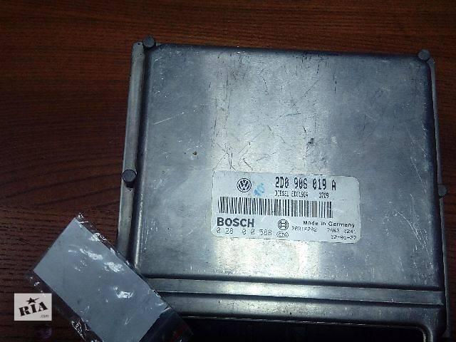 Б/у блок управления двигателем для легкового авто Volkswagen LT 2D0906019A 0281010588- объявление о продаже  в Ровно