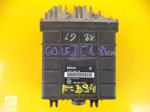 продам Б/у блок управления двигателем для легкового авто Volkswagen Passat (1,8)(88-97) бу в Луцке
