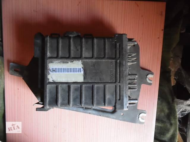 бу Б/у блок управления двигателем для легкового авто Volkswagen Passat B3 в Дубно