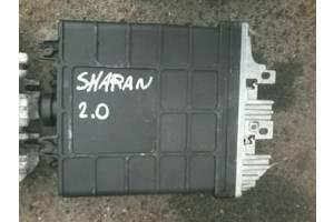 б/у Блоки управления двигателем Volkswagen Sharan