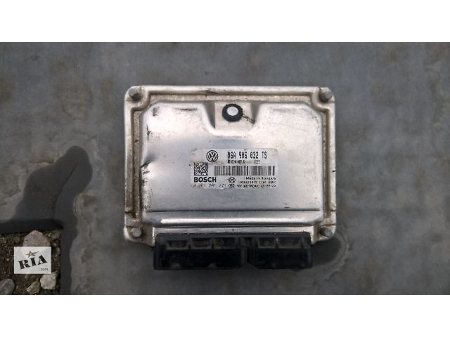 Б/у блок управления двигателем для легкового авто Volkswagen T5.06A906032TS- объявление о продаже  в Тернополе
