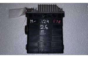 б/у Блок управления двигателем Mercedes 124