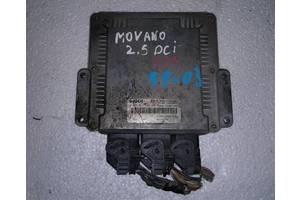 б/у Блок управления двигателем Renault Master груз.