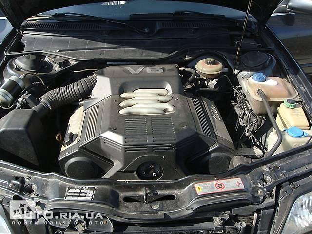 бу Б/у блок управления двигателем для седана Audi A6 в Стрые