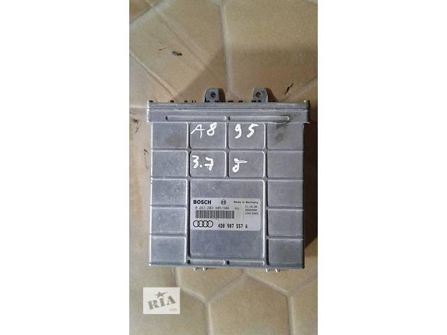 купить бу Б/у блок управления двигателем для седана Audi A8 4D0907557A в Львове