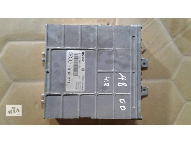 купить бу Б/у блок управления двигателем для седана Audi A8 4D0907557D в Львове