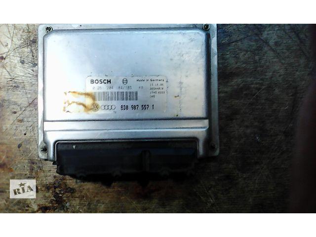 бу Б/у блок управления двигателем для седана Volkswagen B5 2002 в Тячеве