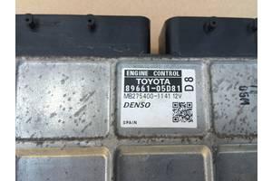 б/у Блок управления двигателем Toyota Avensis
