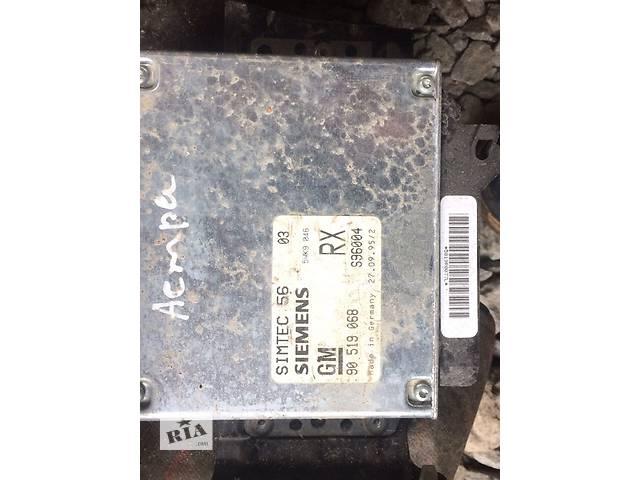 продам Б/у блок управления двигателем для универсала Opel Astra GM 90 519 068 бу в Умани