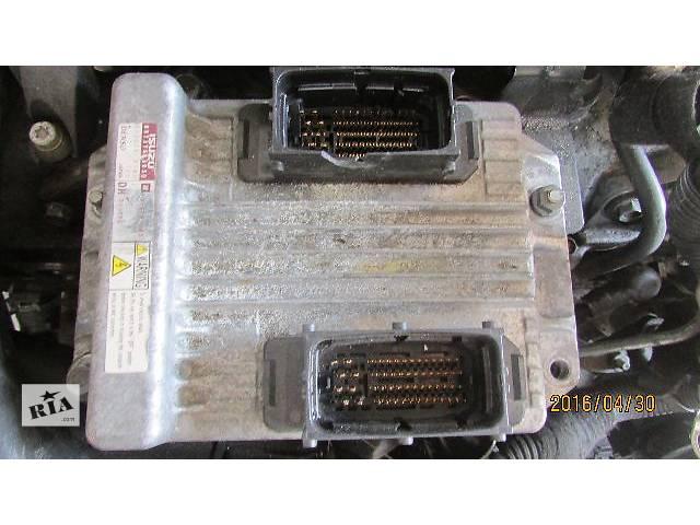 бу Б/у блок управления двигателем для универсала Opel Combo 2005 в Хусте