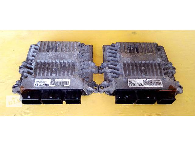 бу Б/у блок управления двигателем ЭБУ Мозги Citroen Jumpy Джампи 1,6 2,0 с 2007г. в Ровно