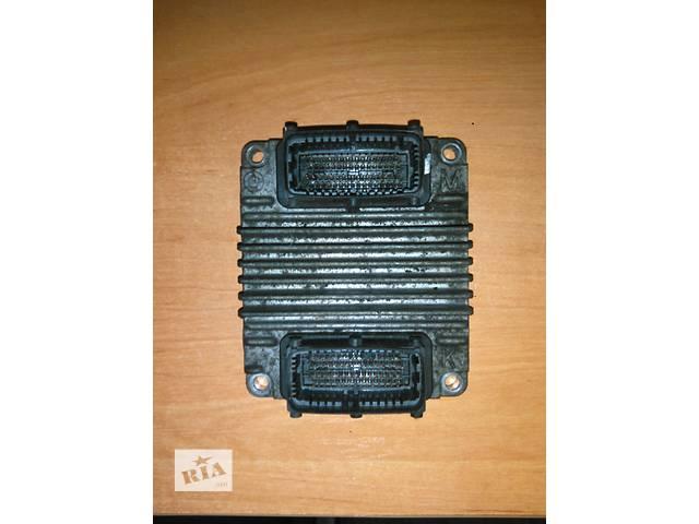 продам Б/у Блок управления двигателем ЭБУ Опель комбо вектра астра 1.7 8973583775 бу в Ровно