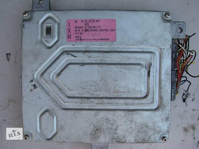 купить бу Б/у блок управления двигателем Honda Prelude 2.0 1987-1991 в Броварах