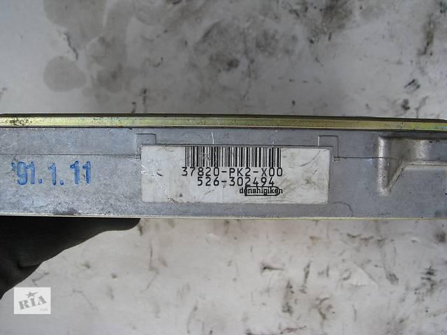 бу Б/у блок управления двигателем Honda Prelude BA4 2.0i 16V 1990-1992 в Броварах