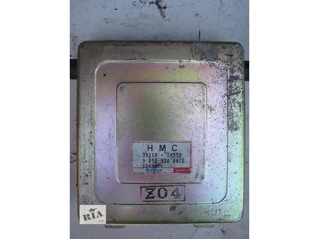 Б/у блок управления двигателем Hyundai Lantra/Pony 1.5 1990-1993- объявление о продаже  в Броварах