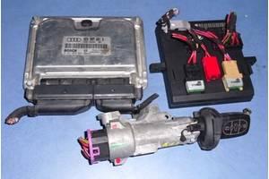 б/у Блоки управления двигателем Audi A4