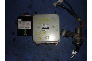 б/у Блоки управления двигателем Hyundai H1 груз.