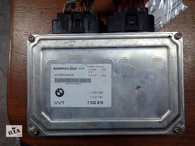 бу Б/у блок управления двигателем КПП  для легкового авто BMW X5 412265002/005 в Ровно