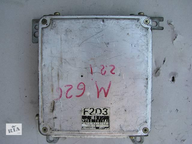 бу Б/у блок управления двигателем Mazda 626 GD 2.0/2.2 1987-1990 в Броварах