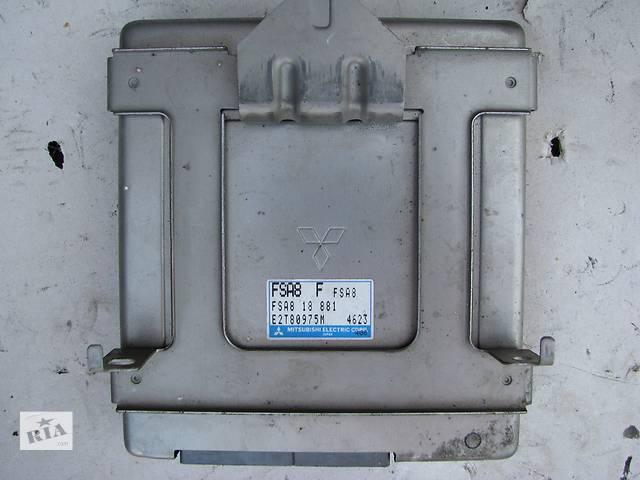 бу Б/у блок управления двигателем Mazda 626 GE 2.0i 1992-1997 в Броварах