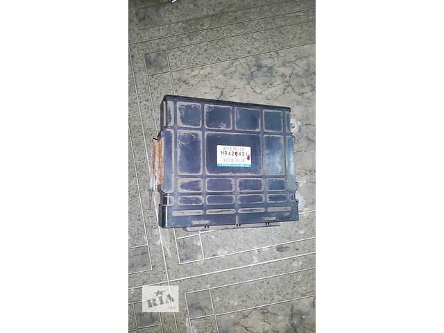 купить бу Б/у блок управления двигателем mr420431 Mitsubishi Galant №2356000 в Львове