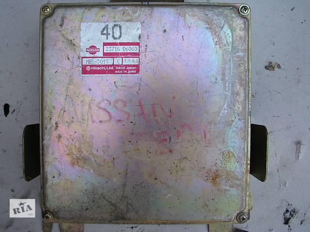 бу Б/у блок управления двигателем Nissan Bluebird 1.8 1987-1990 в Броварах