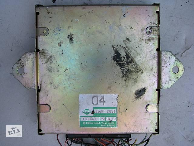 купить бу Б/у блок управления двигателем Nissan Micra K10 1.2 1988-1992 в Броварах