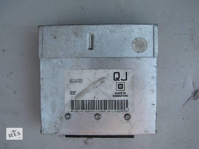 продам Б/у блок управления двигателем Opel Astra F/Vectra A 1.6 1991-1994 бу в Броварах