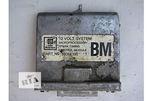 б/у Блоки управления двигателем Opel Kadett