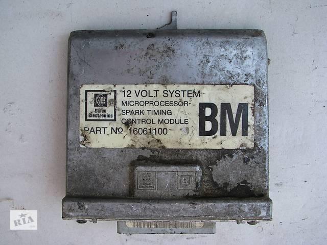 Б/у блок управления двигателем Opel Kadett E 1.3 1984-1991- объявление о продаже  в Броварах