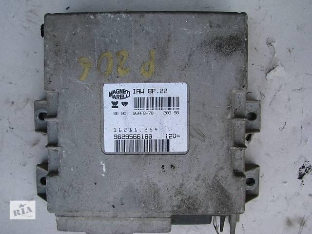 купить бу Б/у блок управления двигателем Peugeot 806 2.0 1994-2002 в Броварах