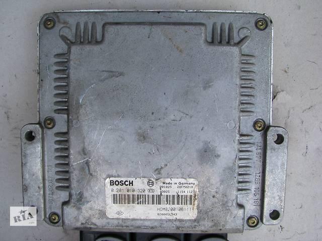 Б/у блок управления двигателем Renault Master 2.2 2000- объявление о продаже  в Броварах