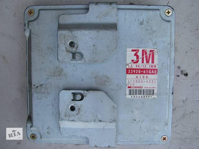 купить бу Б/у блок управления двигателем Suzuki Baleno 1.3i 16V 1995-2002 в Броварах