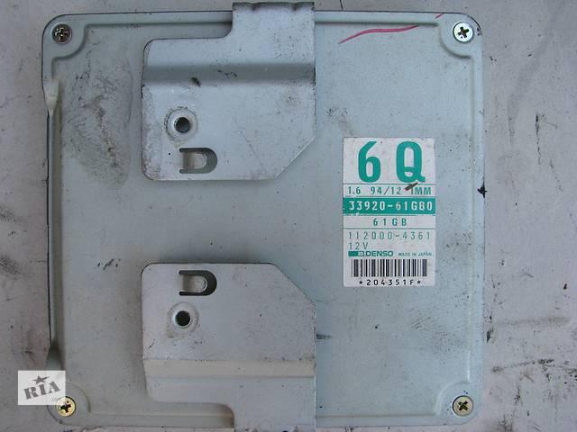 Б/у блок управления двигателем Suzuki Baleno 1.6 1995-2002- объявление о продаже  в Броварах