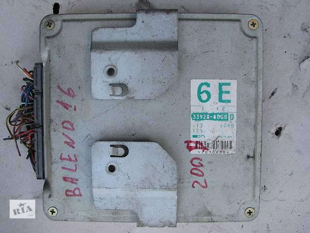 продам Б/у блок управления двигателем Suzuki Baleno 1.6 1995 бу в Броварах