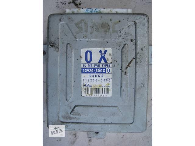 продам Б/у блок управления двигателем Suzuki Ignis 1.3 2000-2003 бу в Броварах