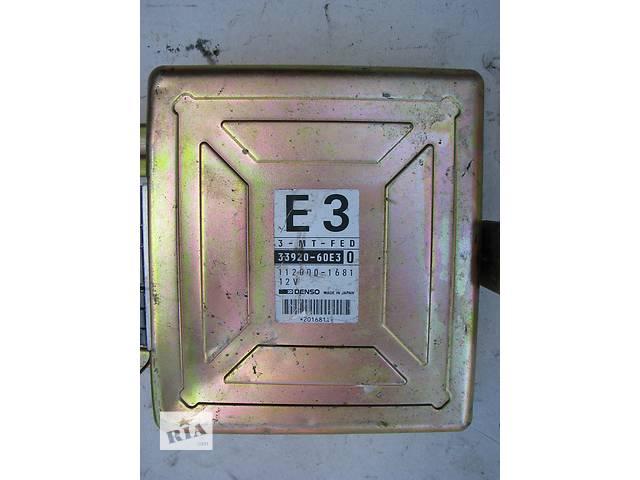Б/у блок управления двигателем Suzuki Swift 1.0 1992-1993- объявление о продаже  в Броварах