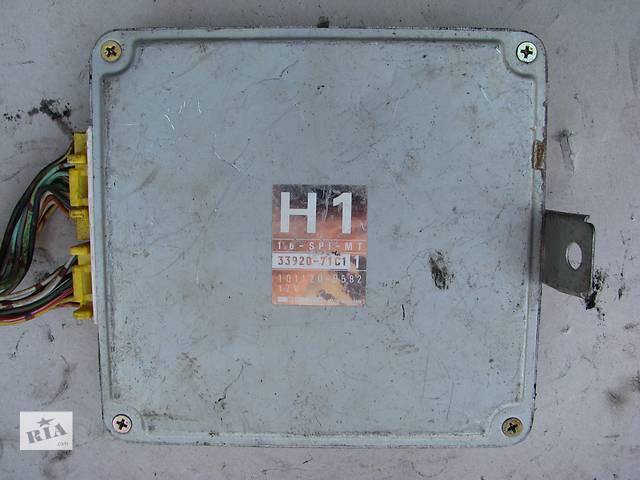 купить бу Б/у блок управления двигателем Suzuki Swift 1.6 1989-1991 в Броварах