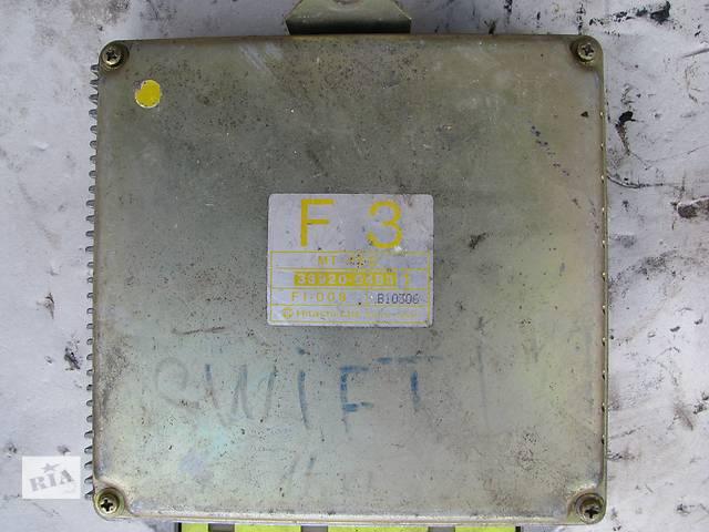 продам Б/у блок управления двигателем Suzuki Swift GTi 1.3 16V 1990-1991 бу в Броварах