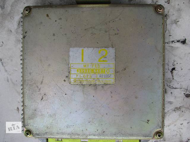 продам Б/у блок управления двигателем Suzuki Swift GTi 1.3 16V 1992-1993 бу в Броварах