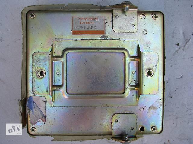 Б/у блок управления двигателем Suzuki Vitara 1.6 1989-1991- объявление о продаже  в Броварах