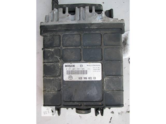 продам Б/у блок управления двигателем Volkswagen Caddy 1.9SDI 1995-1997 бу в Броварах