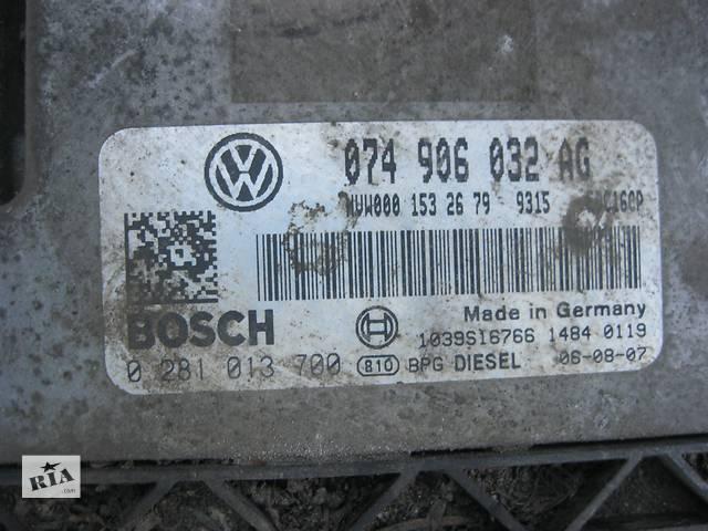 купить бу Б/у блок управления двигателем Volkswagen Crafter 2.5 tdi в Ровно