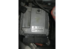 б/у Блоки управления двигателем Volkswagen Touareg