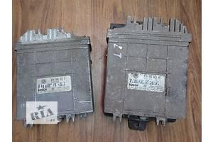 б/у Блоки управления двигателем